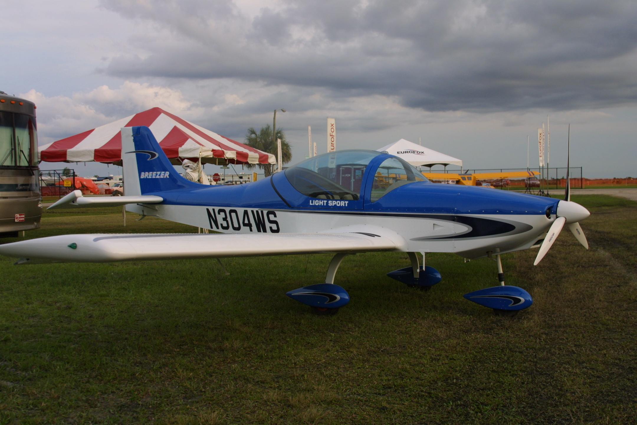 Breezer II, Breezer II lightsport aircraft