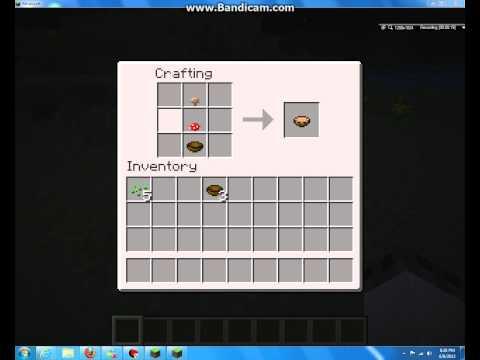 Minecraft How To Craft Rabbit Stew