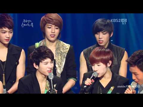 [Live HD 720p] 120615 - Infinite - Interview - Yoo Hee Yeol's Sketchbook | PopScreen