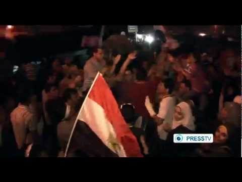 Mohammed Morsi wins presidential run-off in Egypt‎ | PopScreen