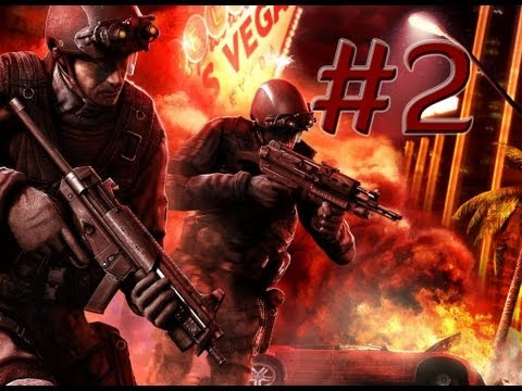 ★ Rainbow Six - Vegas Co-op Part 2 - Apparition of Future Things by PIAVOnline | PopScreen