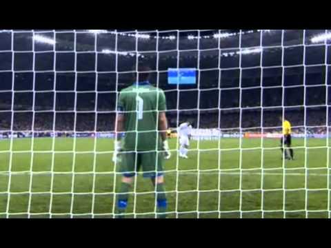 Penalty Shootout (4-2) | Italy vs England (0-0) | England 2-4 Italy Penalties | Euro 2012 24/06/2012 | PopScreen