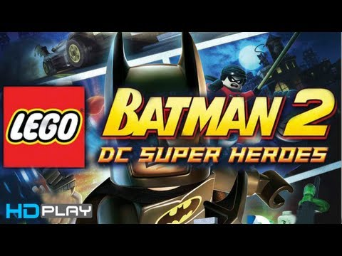 Lego Batman 2 DC Super Heroes - Gameplay PC | HD | PopScreen