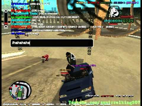 GTA: San Andreas Multiplayer - Annoying Some Driveby Noobs (Funny Ending) | PopScreen