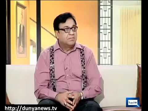 Dunya News Platform -HASB-E-HAAL Friday 8th June 2012 Part-4/5 Azizi's