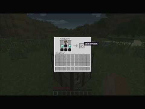 how to use an enchantment table in minecraft