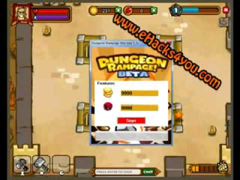 Dungeon Rampage Hack tool 1.2v - Free coins and Gems Dungeon Rampage
