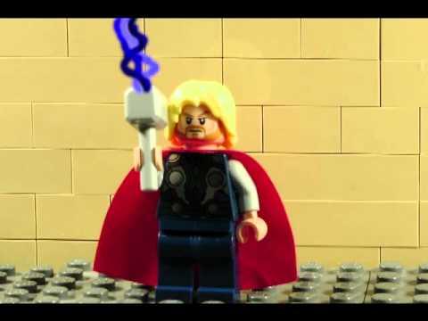 lego avengers hulk vs thor - photo #5