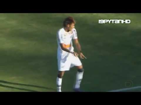 Neymar Jr - Tchu Tcha Tcha - New Dance - 2012 | PopScreen