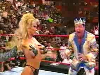 WWE - Wrestling Bloopers - Sable Nude | PopScreen