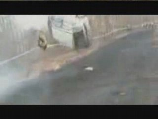 Rally voiture accident crash 3 | PopScreen