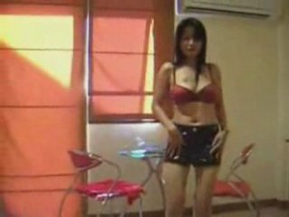 Asian babes strip tease | PopScreen