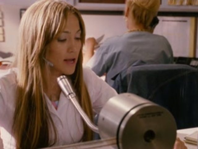 Working at The Doctor's Office from Monster-in-Law (2005) | PopScreen