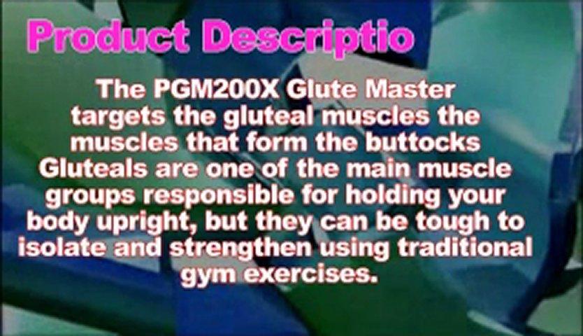 powerline glute master exercise machine