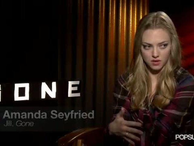 Amanda Seyfried on Her Scary Obsession and Playing a Porn Star | PopScreen
