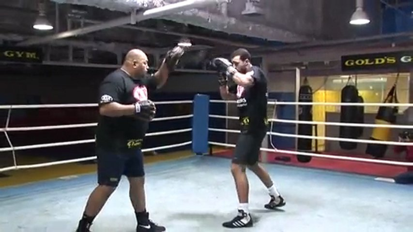 Badr Hari Training