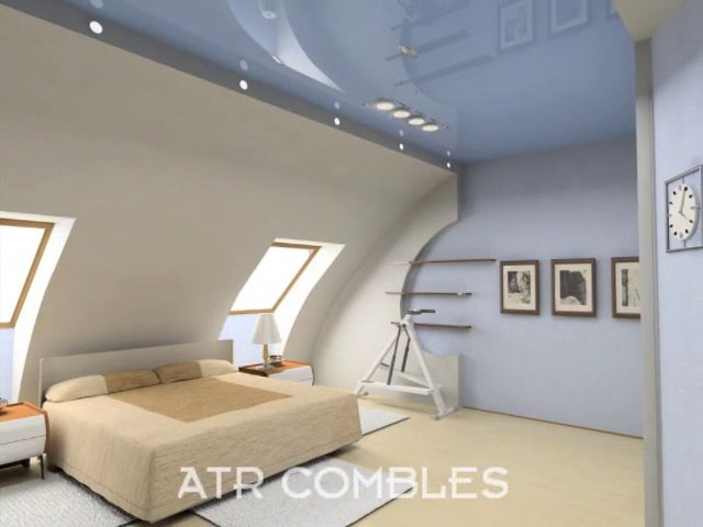 combles de r ve atr combles popscreen. Black Bedroom Furniture Sets. Home Design Ideas