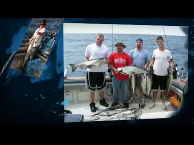 Manistee fishing charter popscreen for Charter fishing manistee mi