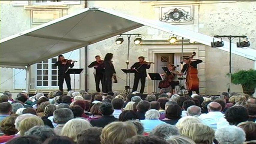 Concert Yquem Les Trilles du Diable et Nemanja Radulovich | PopScreen