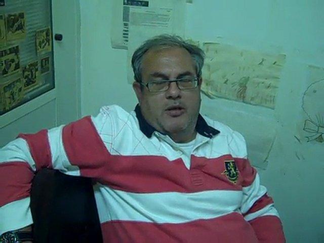 Ο Δημήτρης Καρύδας στο nba.sport24.gr | PopScreen