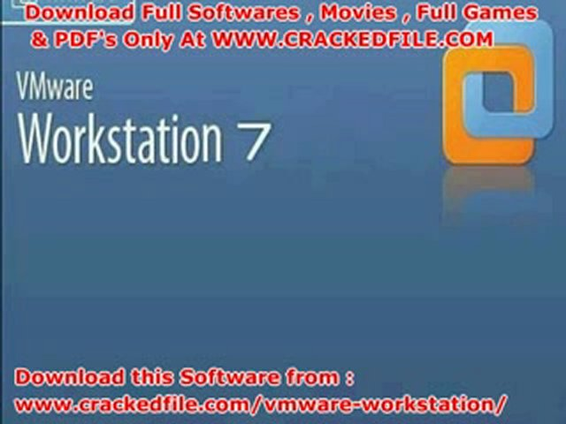 Vmware Workstation 7 Full Version For