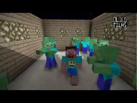 Minecraft zombie moon dance popscreen