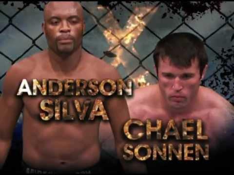 UFC Combate: Anderson Silva vs Chael Sonnen (Chamada) - 07/07/2012 | PopScreen