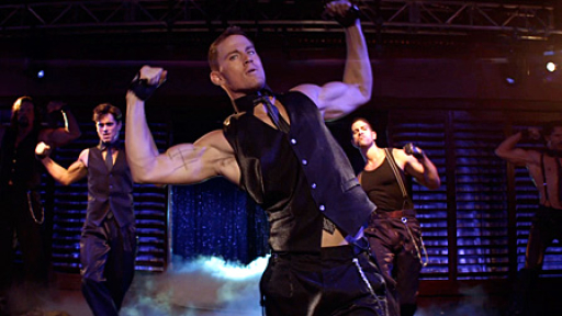 'Magic Mike' Exclusive Clip: It's Raining Channing Tatum | PopScreen