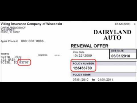 Dairyland Auto Insurance Quote Prepossessing Dairyland Auto Insurance Quote Online