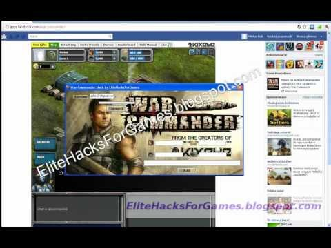 War Commander Hack Tool NEW 2012 [FREE DOWNLOAD] | PopScreen