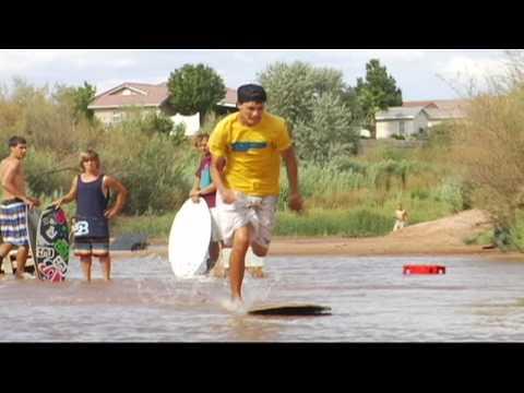DB Skimboards BIYD Skimboard Trailer | PopScreen