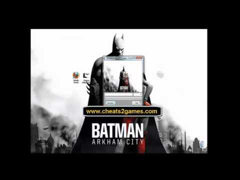 V2, для игры Batman Arkham City свежий кряк. Так же в некоторых