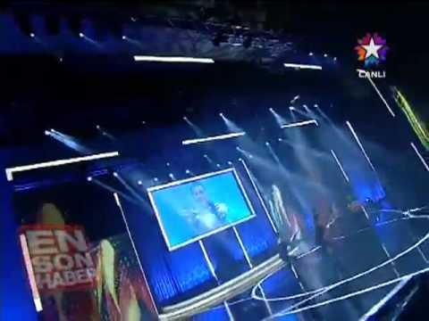 Atiye Muhteşem Frikik  Miss Turkey 2012 HD | PopScreen