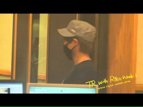 [fancam] 120620 Ryeowook @ Sukira | PopScreen