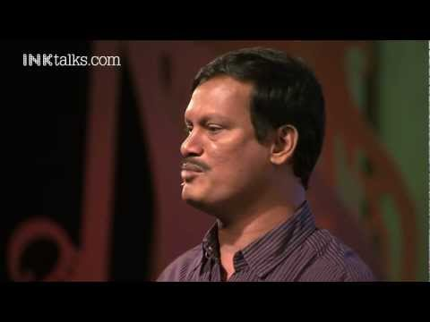 Arunachalam Muruganantham: The first man to wear a sanitary napkin #INKtalks | PopScreen
