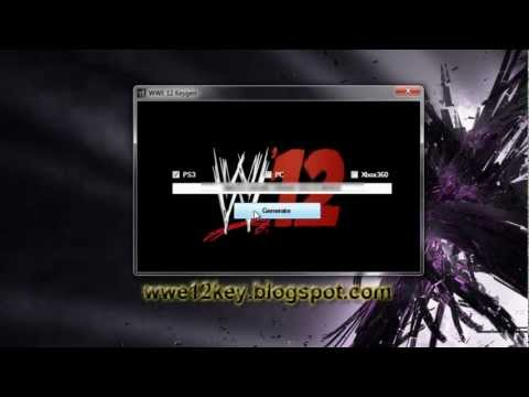 Download Free WWE 12 [Xbox 360] PC Game Full Version 100% works