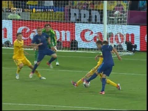 Ukraine 0-2 France (Euro 2012) | PopScreen