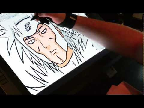 Wacom Cintiq Drawings on The Wacom Cintiq 21ux |