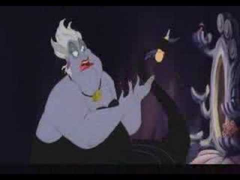 Introduction to Ursula the Sea Witch | PopScreen