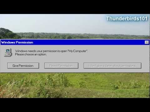 Microsoft sam reads funny windows errors s12ep11 popscreen for Roflcopter text