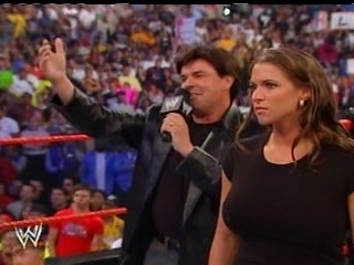 Stephanie McMahon - 'Hot Lesbian Action' - Unforgiven 2002 | PopScreen