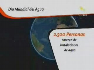 Dia Mundial del Agua | PopScreen