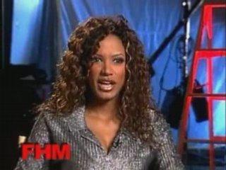 Traci Bingham FHM Shoot | PopScreen