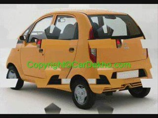 Tata Nano Car Video | PopScreen