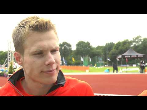 Markus Rehm and Heninrich Popow on winning gold and bronze in long jump f42-44 | PopScreen