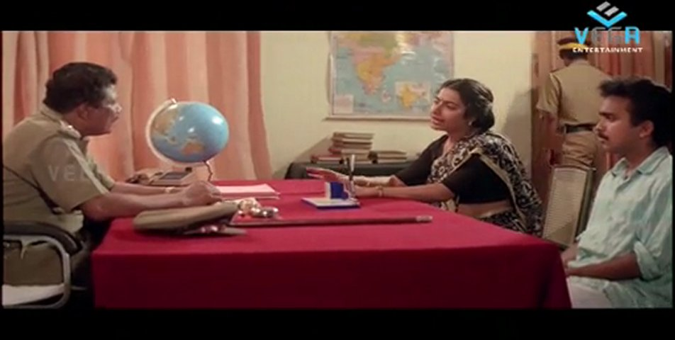 Samooham - Suhasini Meets The Doctor and Police