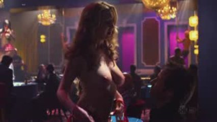 Eva Amurri Topless Lap Dance | PopScreen