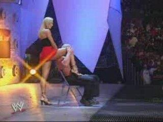 WWE Divas Stacy Keibler Lapdance | PopScreen