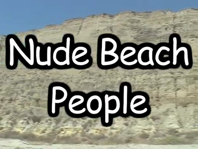 Nude Beach People (censored on youtube) | PopScreen