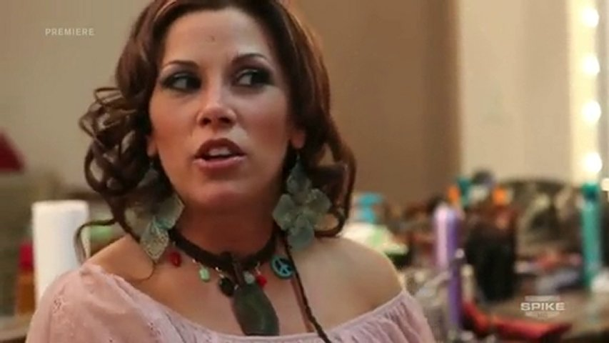 Mickie James Reaction